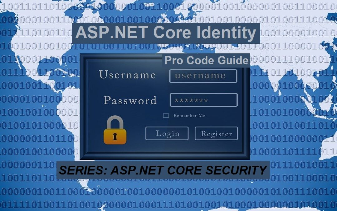 ASP.NET Core Identity – Getting Started